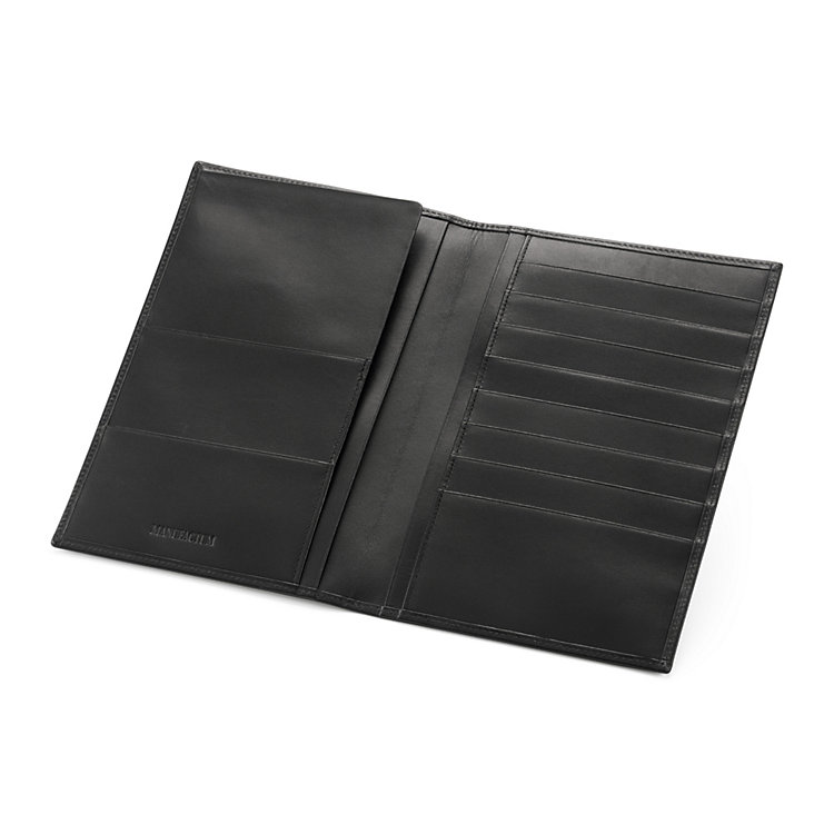 Manufactum Billfold Black