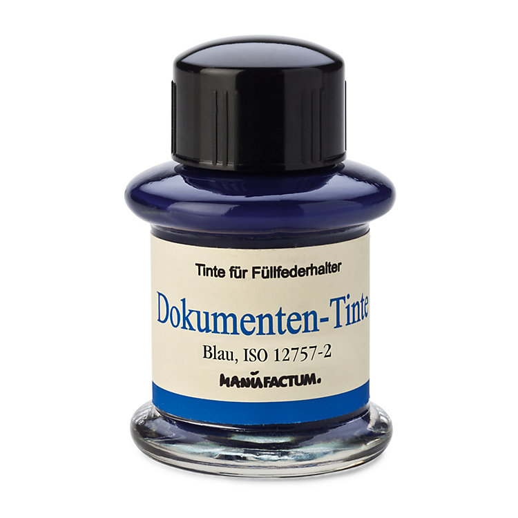 Manufactum Document Ink Blue