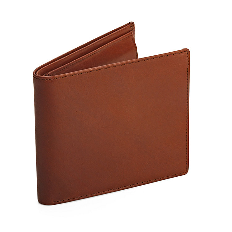 Manufactum Gentleman's Wallet Brown