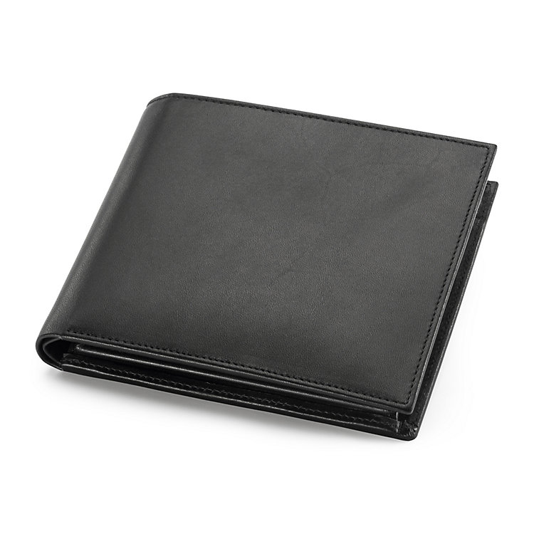 Manufactum Gentleman's Wallet Black