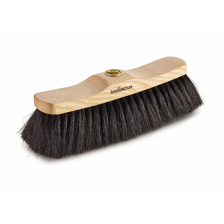 Manufactum Horsehair Domestic Broom