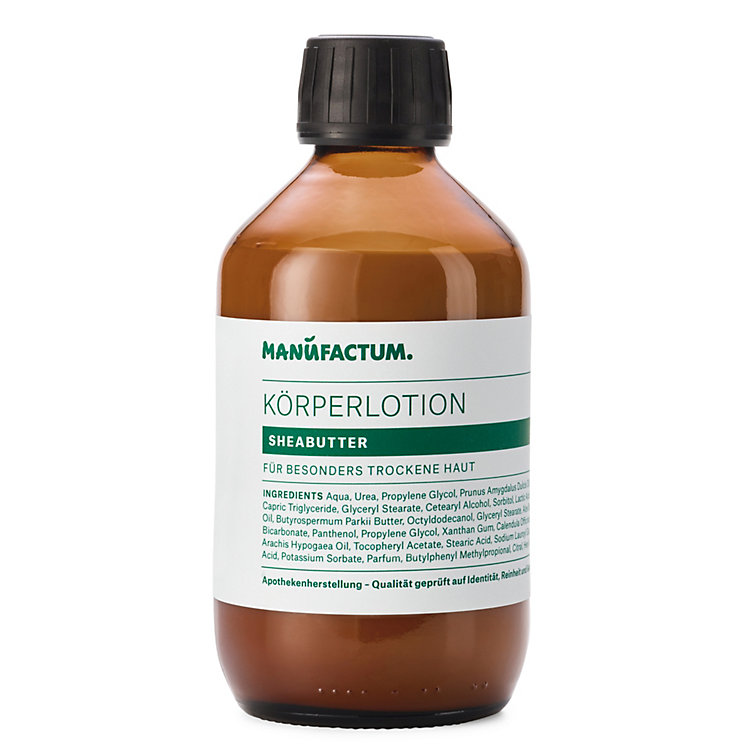 Manufactum Körperlotion, Sheabutter