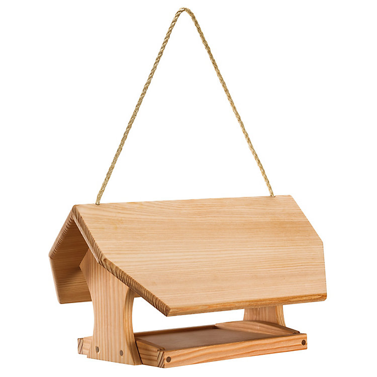Manufactum Larchwood Bird Feeder