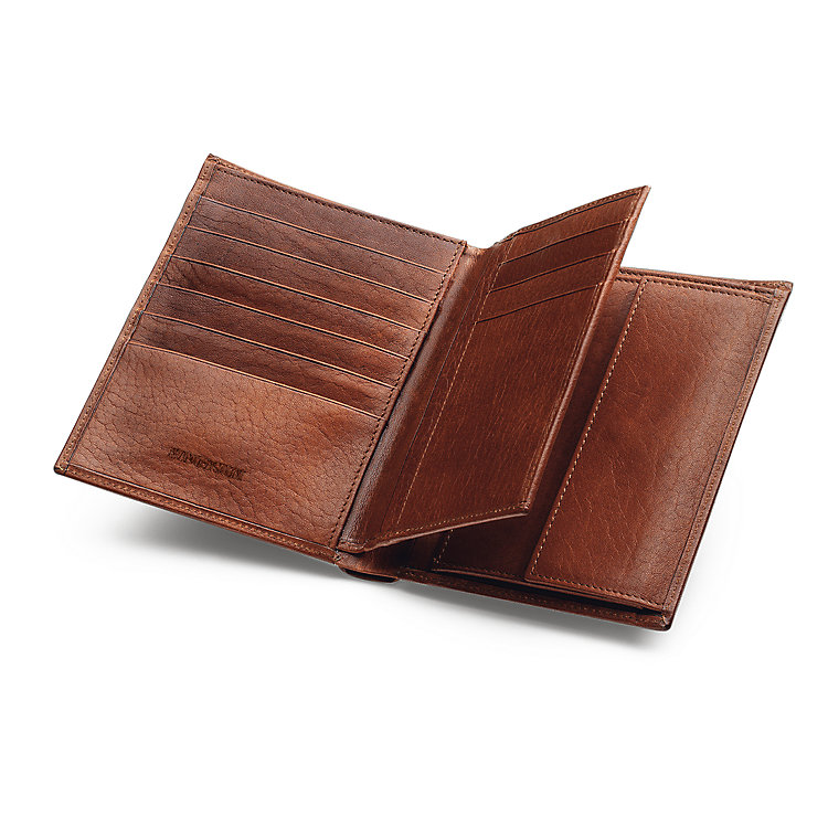 Manufactum Wallet Brown