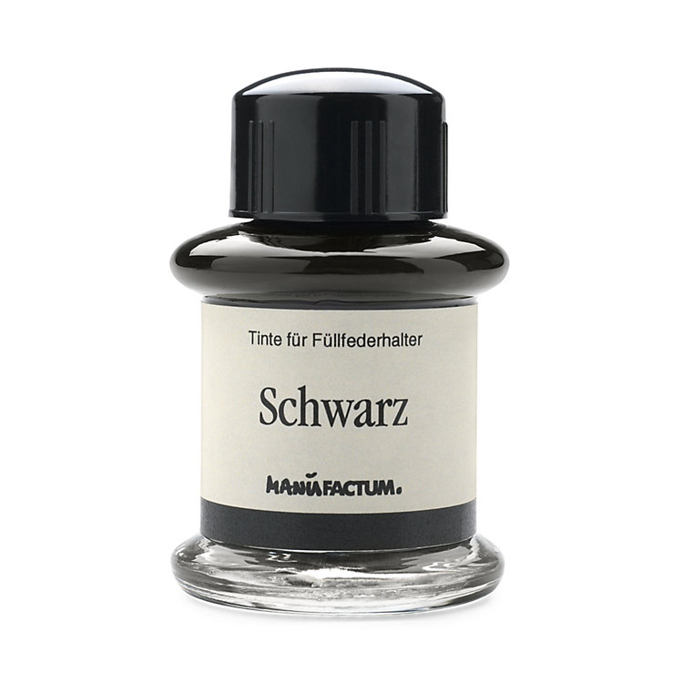 Manufactum Writing Ink, Black
