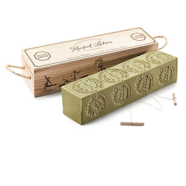 Marseilles Soap Block