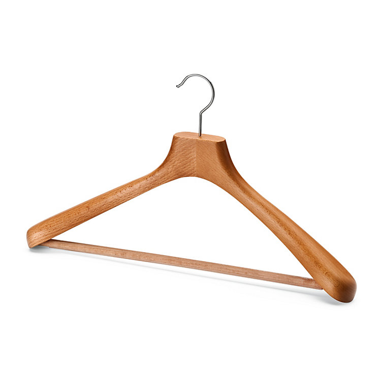 Massive Shaped Clothes Hanger for Men With trouser straps