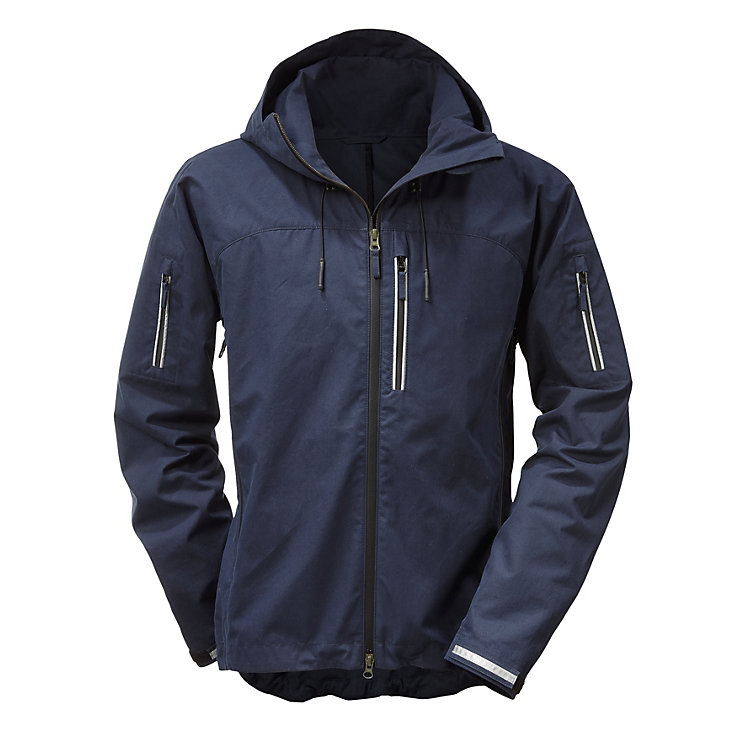 Men's EtaProof® Casual Jacket, Dark blue