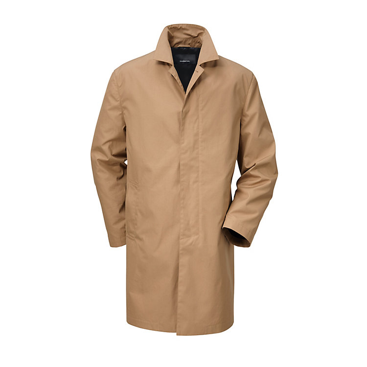 Men's EtaProof Short Coat, Caramel