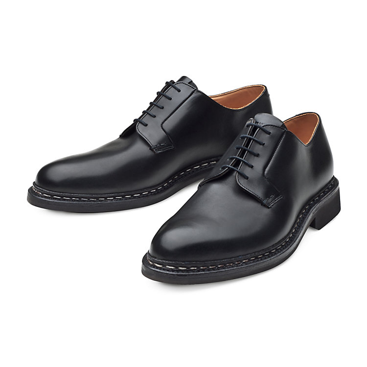 Men's Heschung Blucher Shoes Black