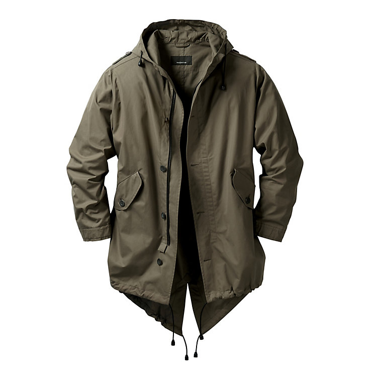 Men's Parka EtaProof®, Olive