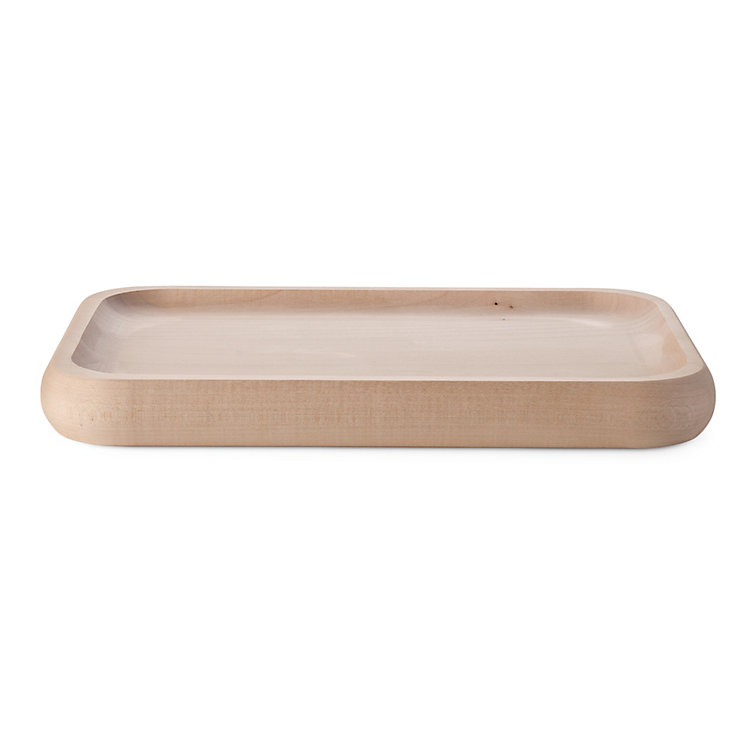 Mezzaluna Maple Chopping Board