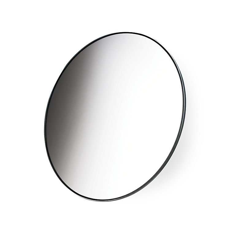 Mirror with Suction Pads