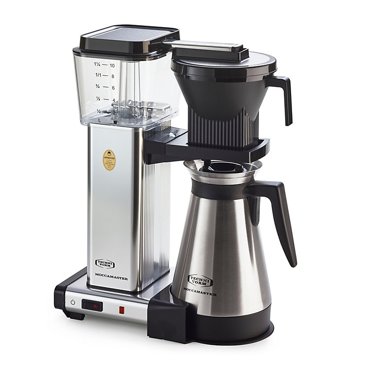 Moccamaster Filterkaffeemaschine KBG 741 Thermo Thermo