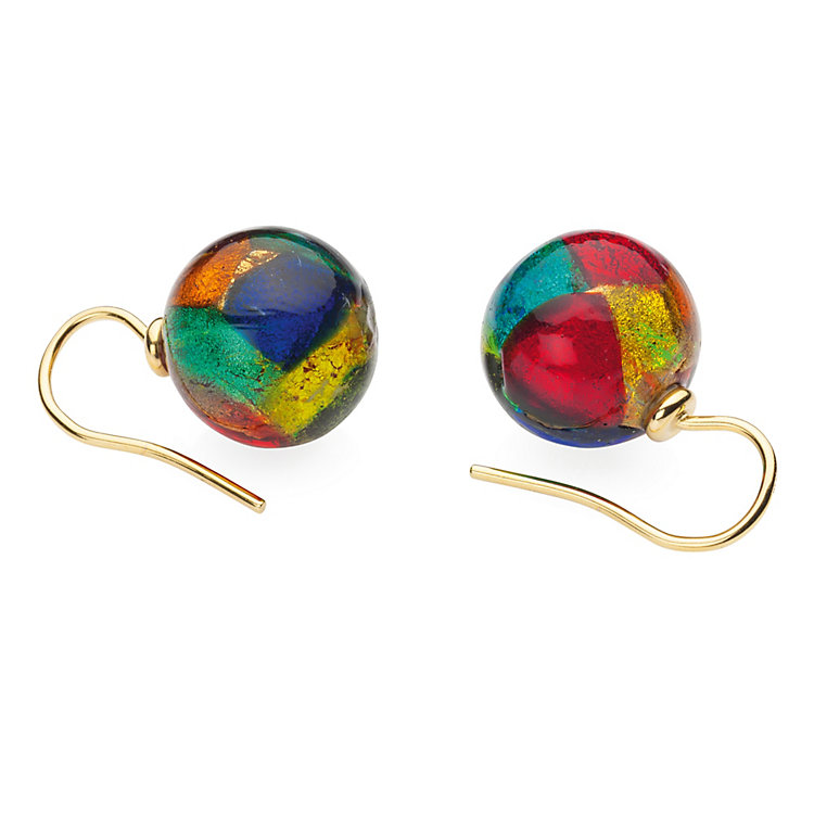 Murano Glass Earrings Mexico