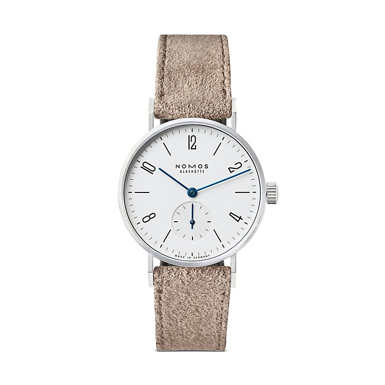 Nomos Tangente 33 Ladies' Watch, Steel Back