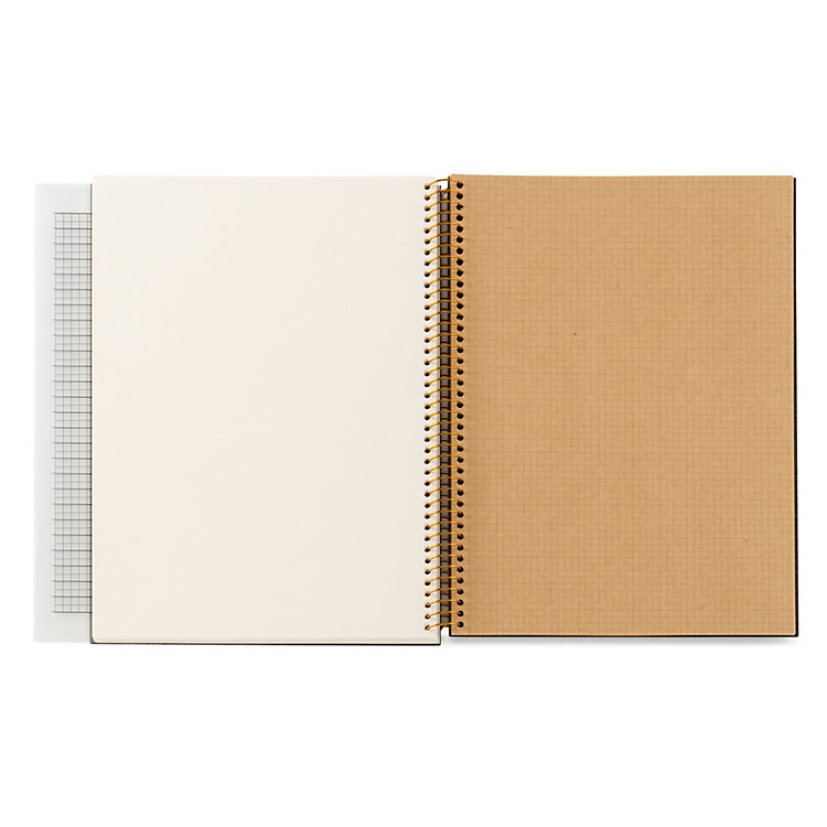 Note Book With Coil Binding, A5