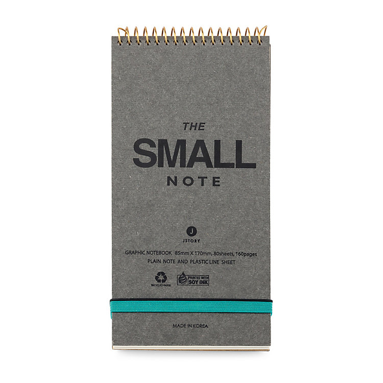 Note Pad with Coil Binding