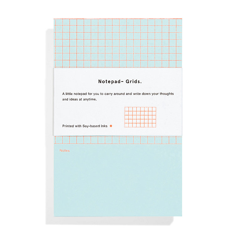 Notizblock London, Grids