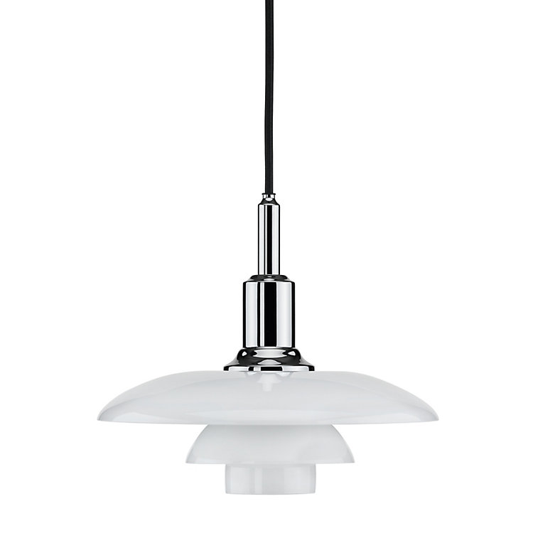Opal glass PH 3/2 pendant lamp