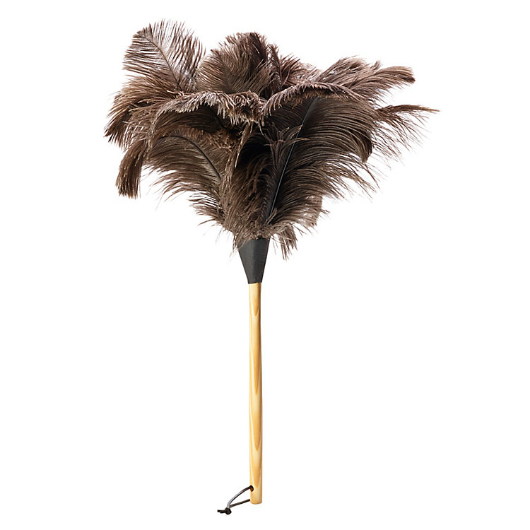 Ostrich Feather Duster Short