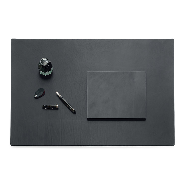Ox Neck Leather Mouse Pad