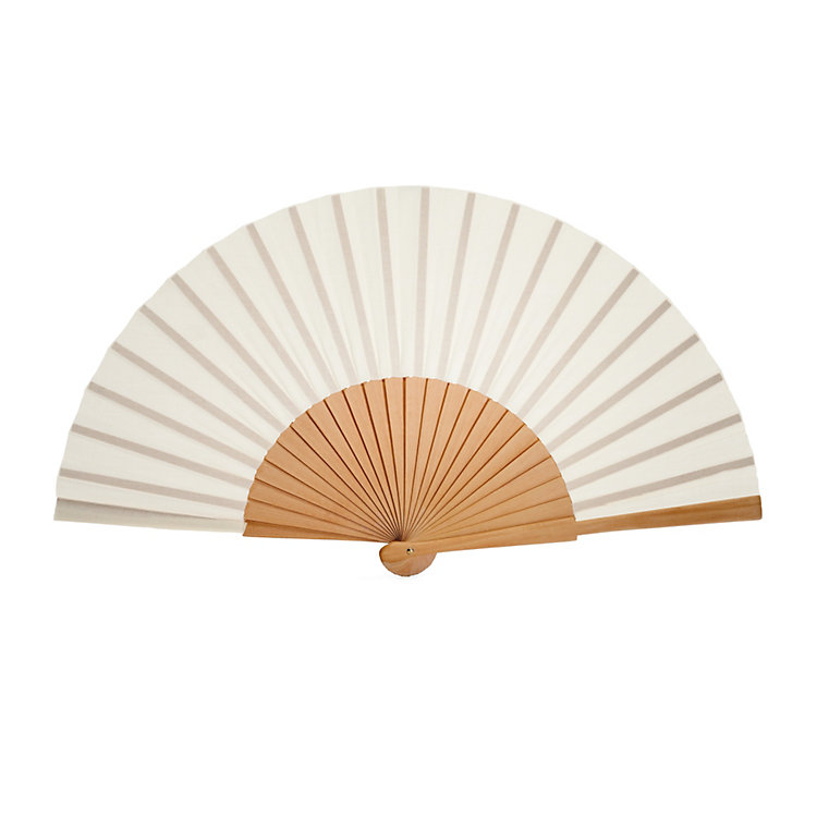 Pear-Wood Fan Beige