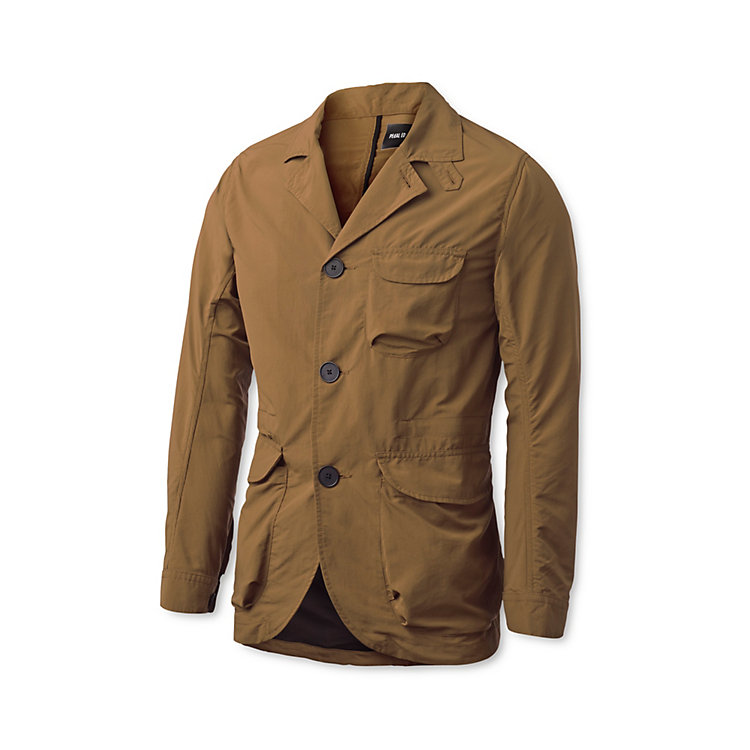 Pedaled Saddle Packable M Jacket Beige