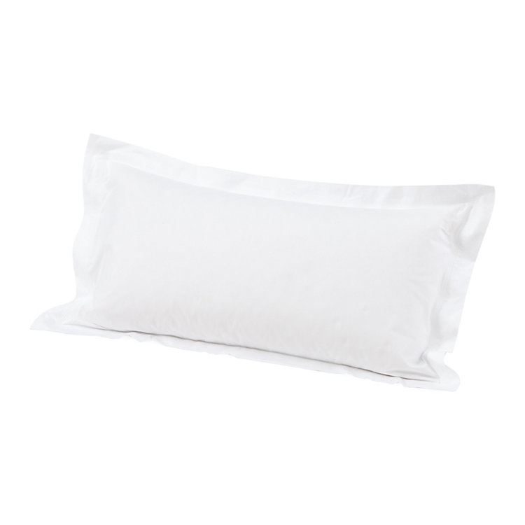 Percale Pillowcase White
