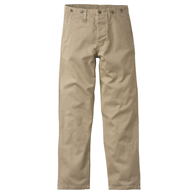 Pike Brothers 1932 Engineer Pant Beige