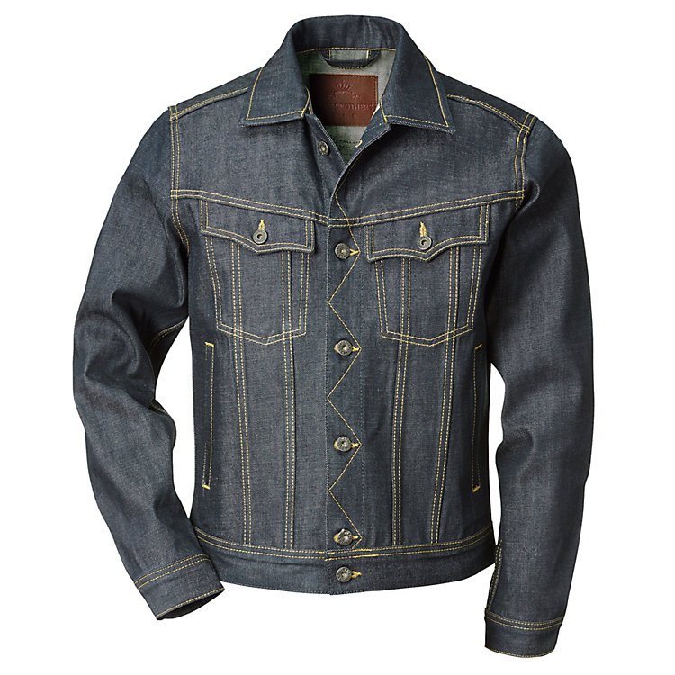 Pike Brothers 1963 Roamer Jacket Denim