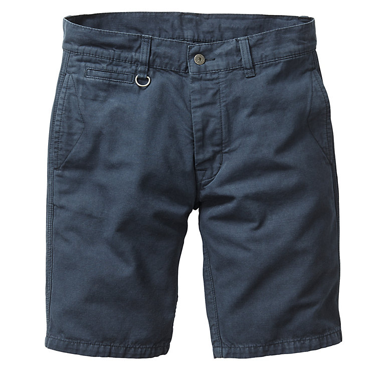 Pike Brothers Hunting Shorts Dark Blue