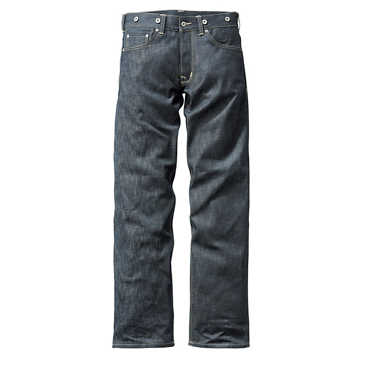 Pike Brothers Roamer Pants Blue