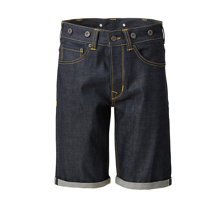 Pike Brothers Roamer Shorts 1937, Denim