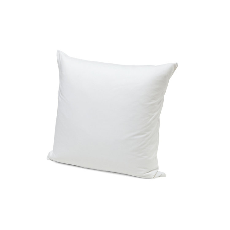 Pillow Case Made Of Double Jersey 80 x 80 cm White