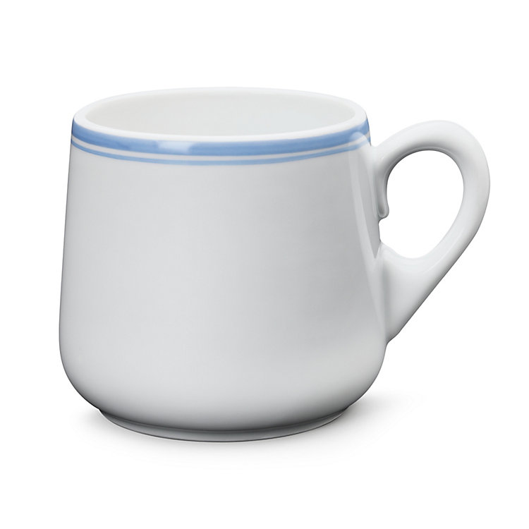 Porcelain Sailor Mug