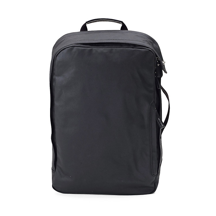 Qwstion Rucksack Deep black