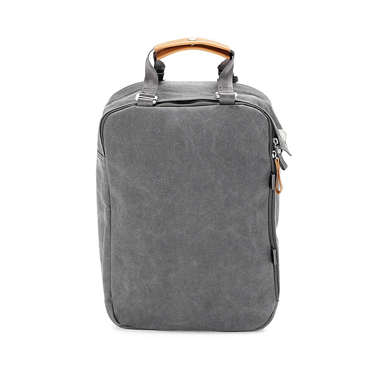 Qwstion Small Rucksack grey
