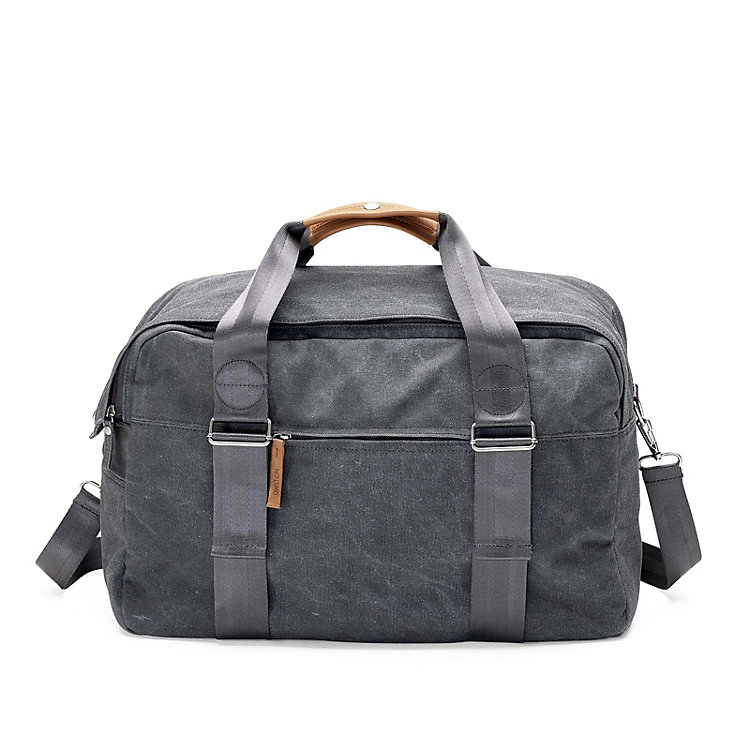 Qwstion Travel Bag Grey