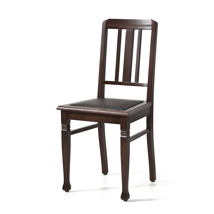 Rabenau Chair, Leather seat