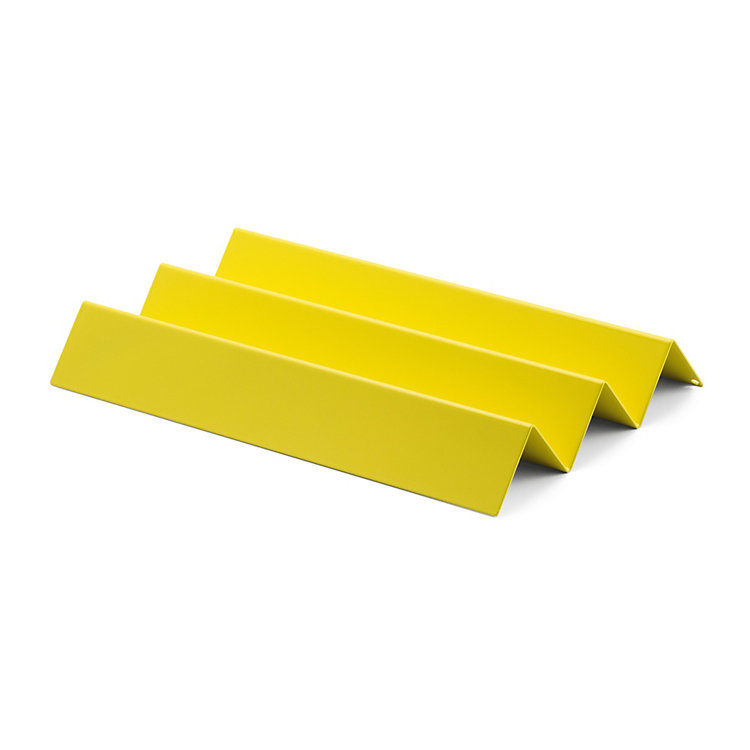 Rack CRINKLE, Sulphur Yellow RAL 1016