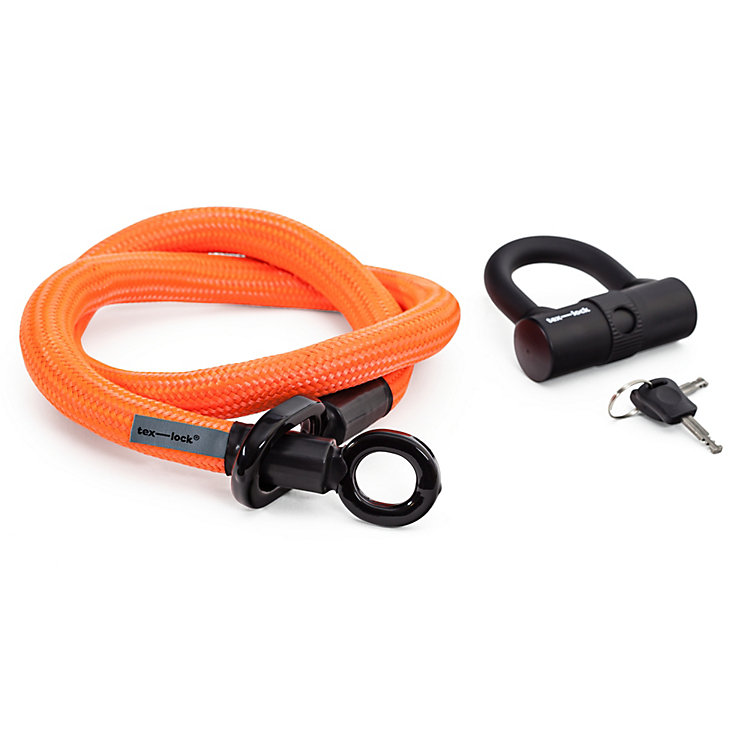 Radschloss tex–lock 2.0 Orange
