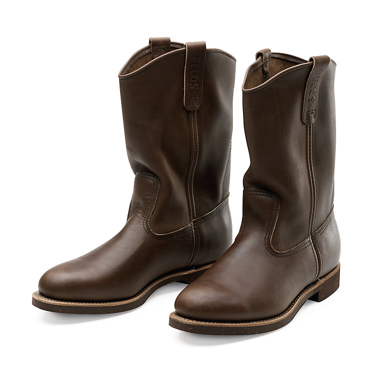 The Red Wing 1178 Boot Dark Brown Manufactum