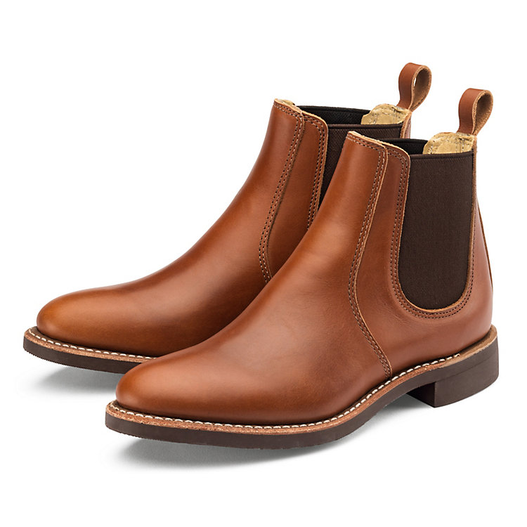 Red Wing Chelsea Rancher Damen Braun