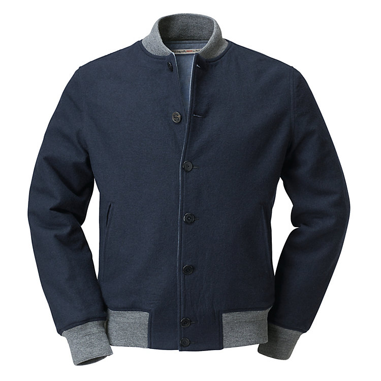 Reds Herrenblouson, Navy