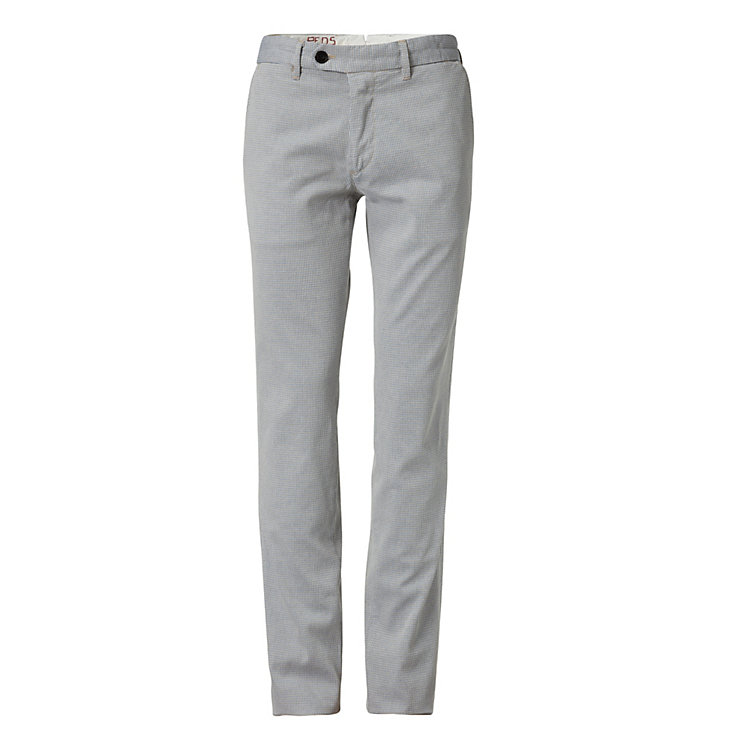 Reds Men's Chinos blue and white