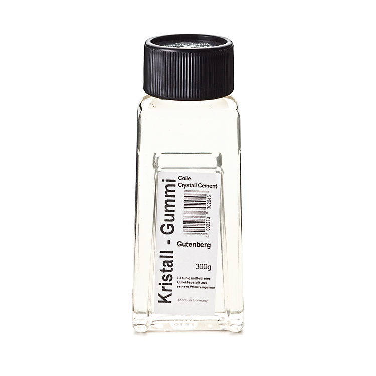 Refill Bottle Crystal Rubber