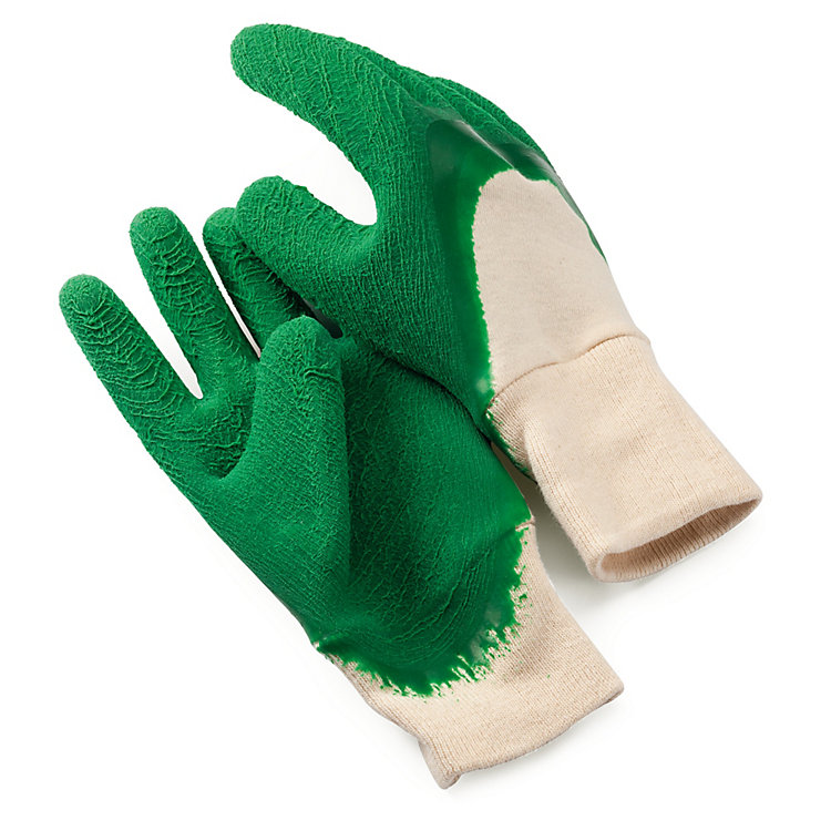 Rose-Growers' Gloves Green/Beige
