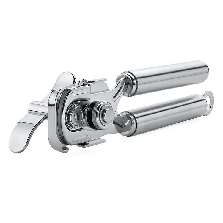 Rosle Stainless Steel Can Opener with Pliers Grip
