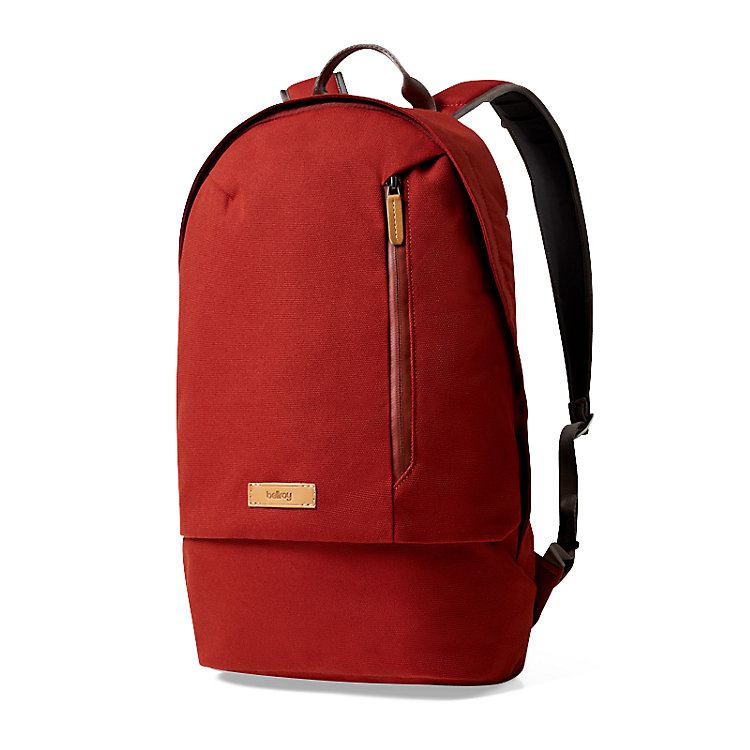 Rucksack Campus Backpack Rot